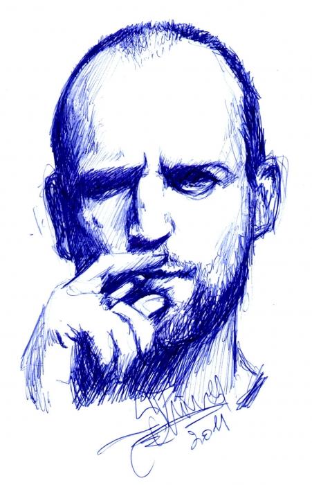 Jason Statham por slimensay